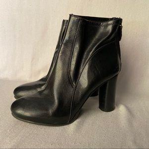 Franco Sarto Vandy Leather Boots